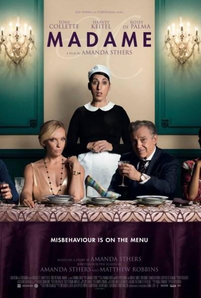 Madame Movie Poster
