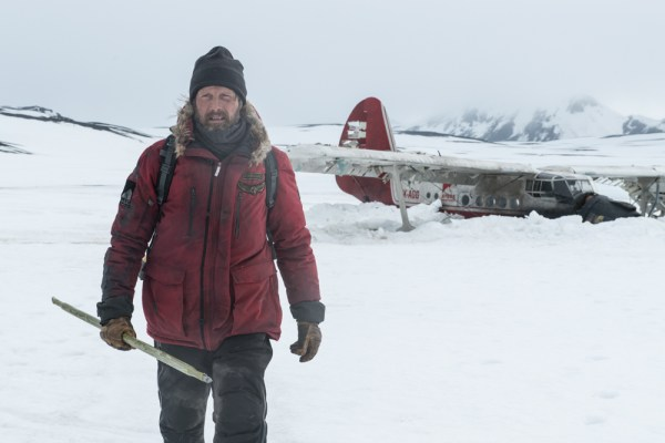 Mads Mikkelsen Arctic Movie