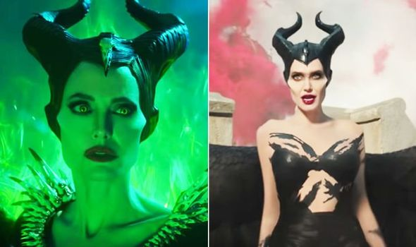 Maleficent Mistress Of Evil Movie