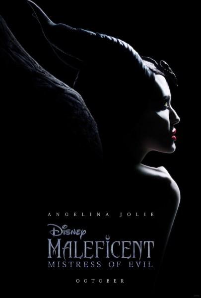 Maleficent Mistress Of Evil Teaser Poster