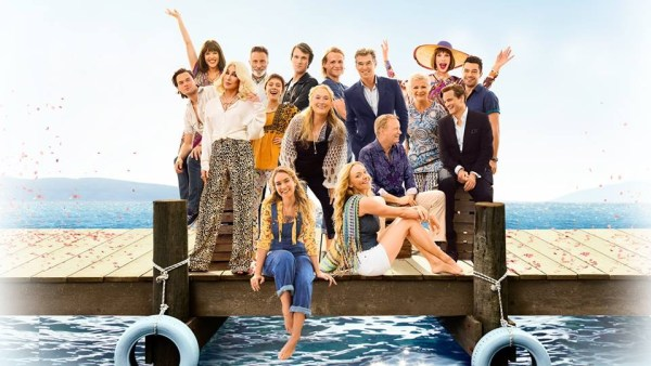 Mamma Mia Here We Go Again Film