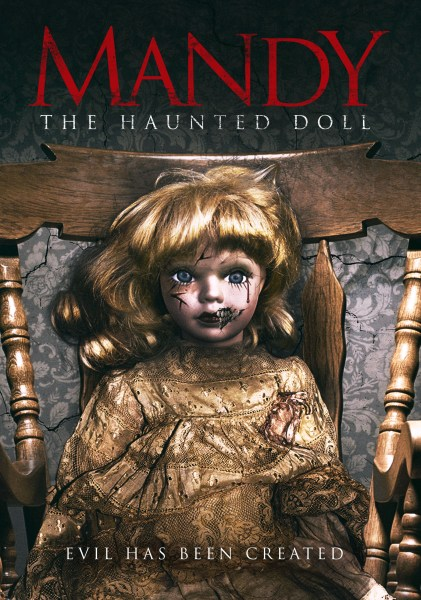 Mandy The Haunted Doll New Film Poster