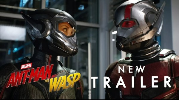 Marvel's Ant Man And The Wasp
