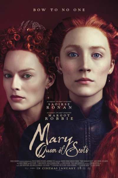 Mary Queen Of Scots New UK Poster