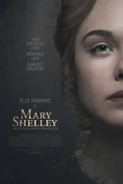 Mary Shelley Movie Poster