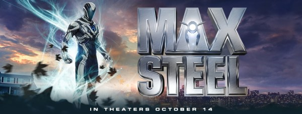 Max Steel Live Action Movie October 2016