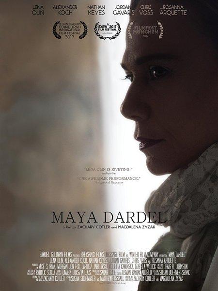 Maya Dardel New Poster