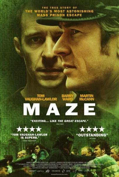 Maze Film Poster