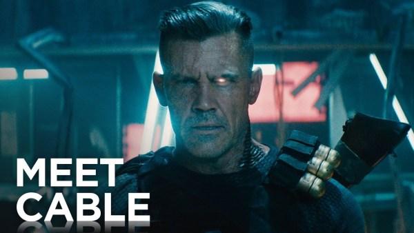 Meet Cable - Deadpool 2 Film 2018