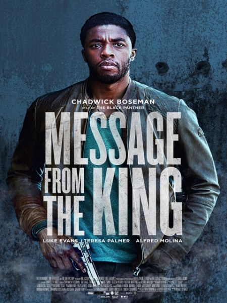 Message From The King Philippines Poster