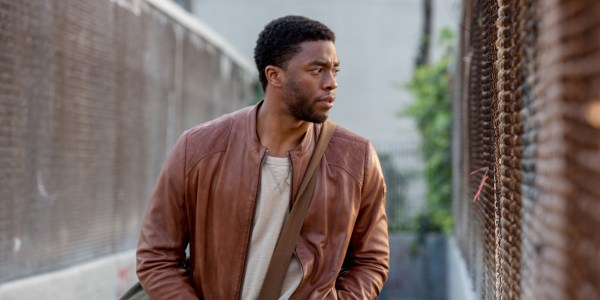 Chadwick Boseman - Message from the King movie
