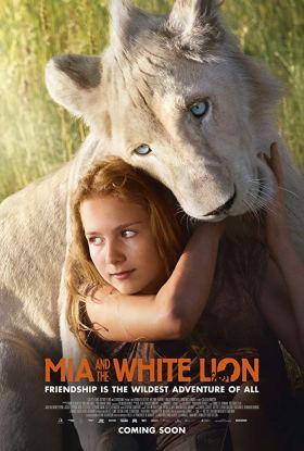 Mia And The White Lion Film Poster