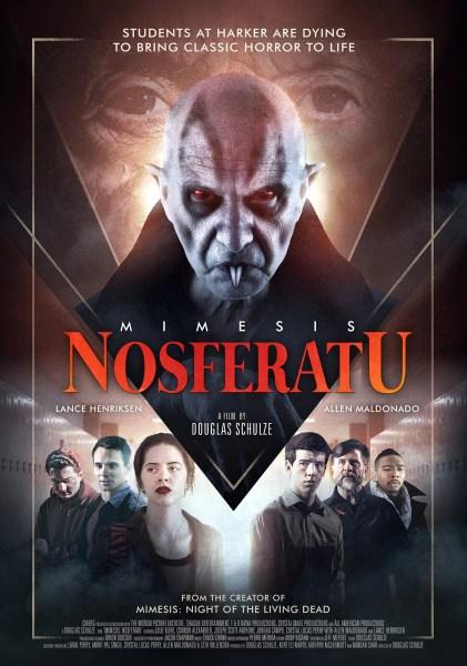 Mimesis Nosferatu Movie Poster