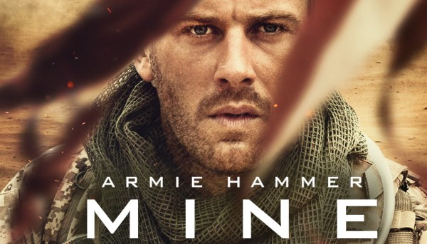 Mine movie - Armie Hammer
