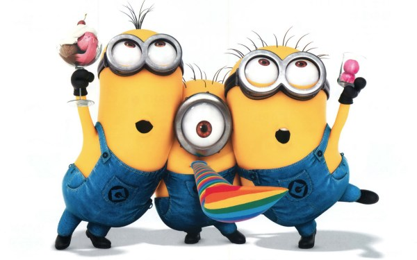 Minions 2 Movie - The sequel to Minions