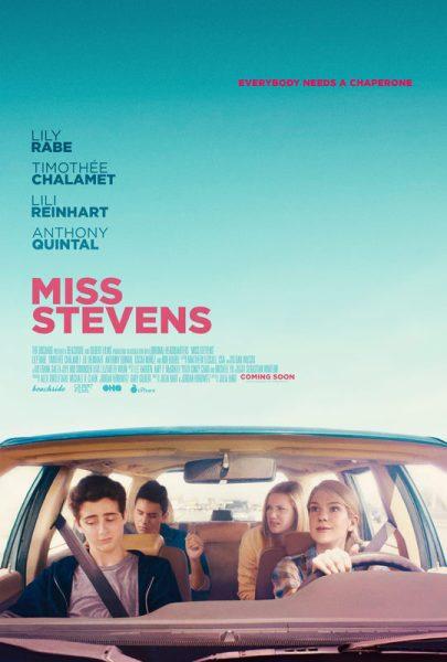 Miss Stevens movie poster