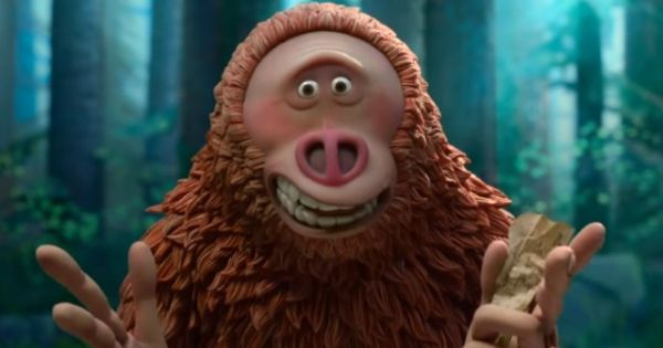 Missing Link Stop Motion Movie from Laika Studios