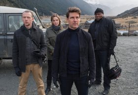 Mission Impossible 6 - The Team