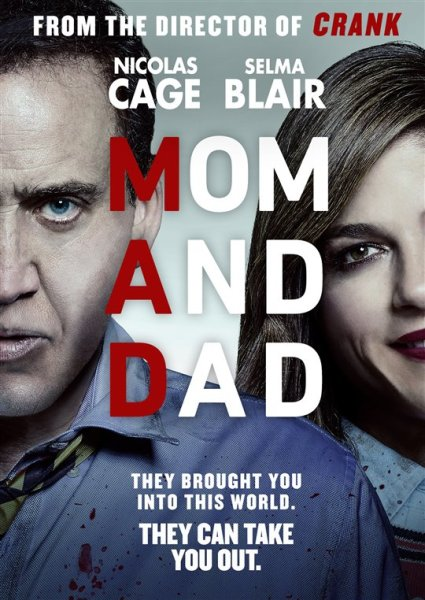 Mom And Dad Canada Poster