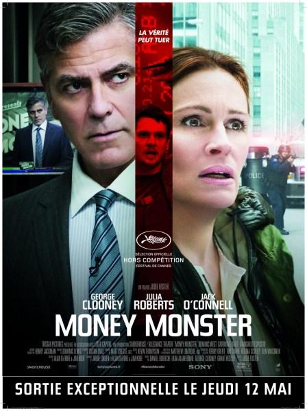 Money Monster French Poster
