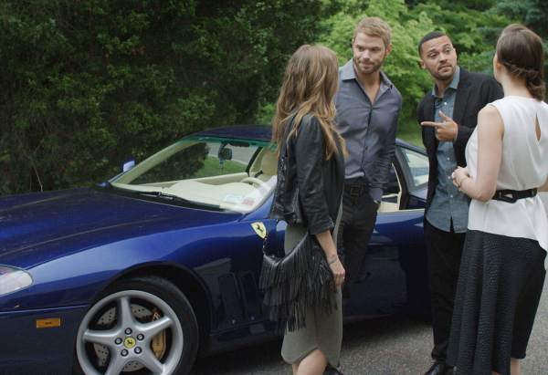 Money movie starring Kellan Lutz