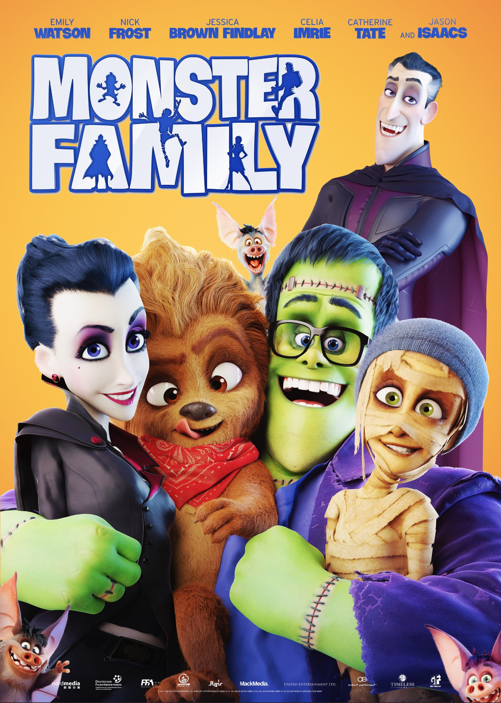 Image result for monster family movie