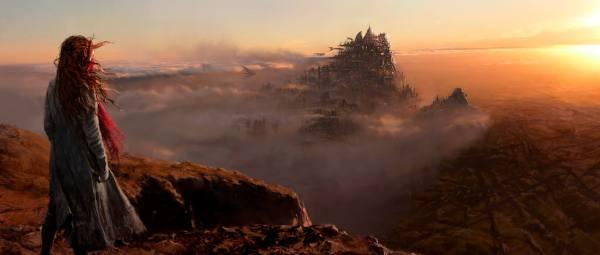 Mortal Engines Movie - Concept Art