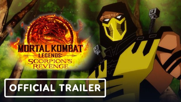 Mortal Kombat Legends Scorpion's Revenge Movie