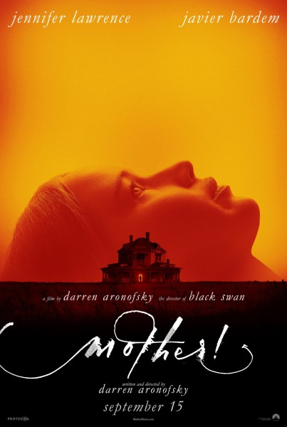 Mother New Poster - Film 2017