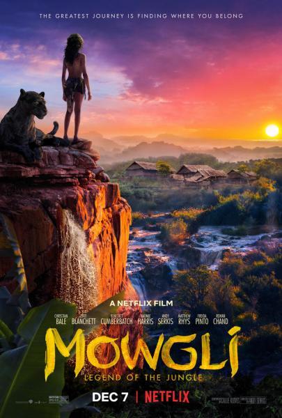 Mowgli Legend Of The Jungle Poster