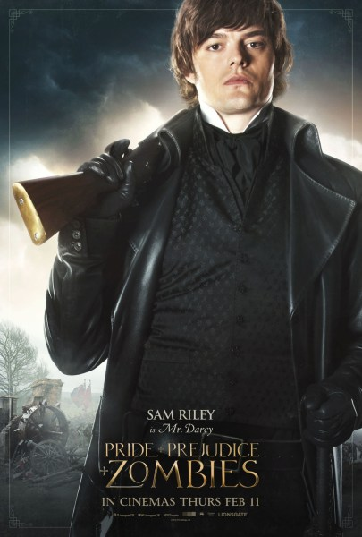 Mr Darcy PPZ Movie