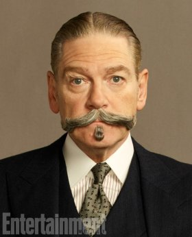Murder On The Orient Express - Kenneth Branagh As Hercule Poirot