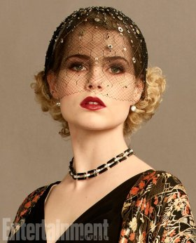 Murder On The Orient Express - Lucy Boynton As Countess Andrenyi