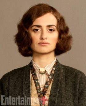 Murder On The Orient Express - Penelope Cruz As Pilar Estravados