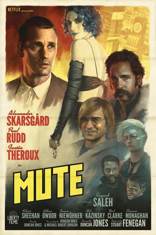 Mute Film