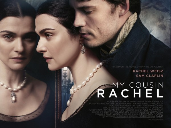 My Cousin Rachel New Poster