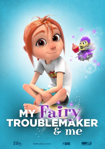 My Fairy Troublemaker And Me Movie Poster