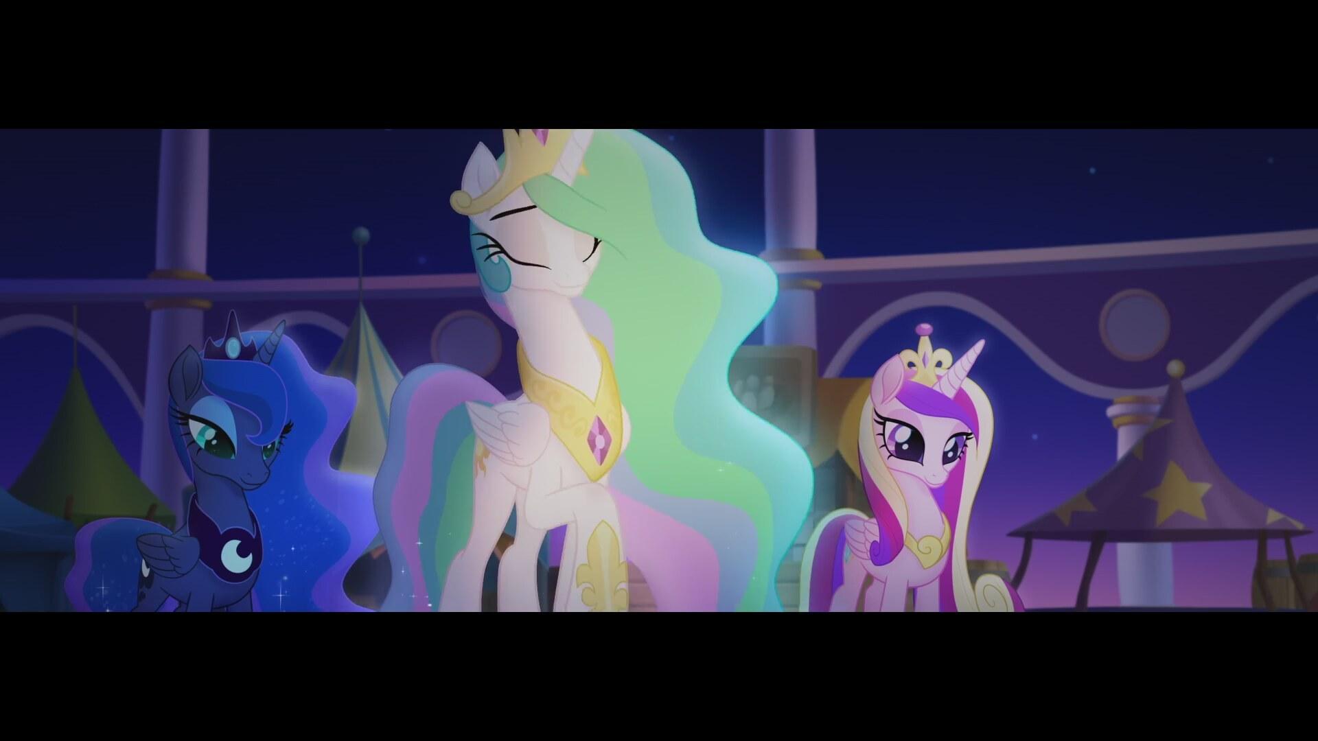 my little pony teaser trailer