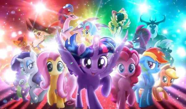 My Little Pony The Movie October 2017