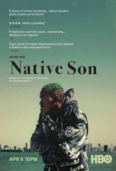 Native Son Movie Poster