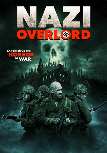 Nazi Overlord Movie Poster The Asylum