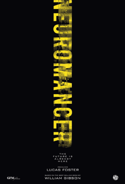 Neuromancer teaser Poster