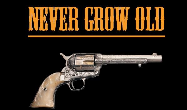 Never Grow Old Movie