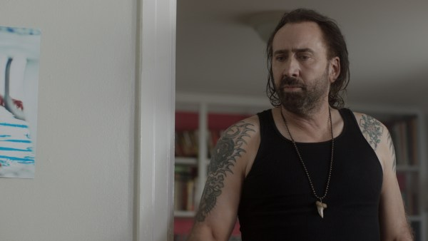 Nicolas Cage Between Worlds Movie