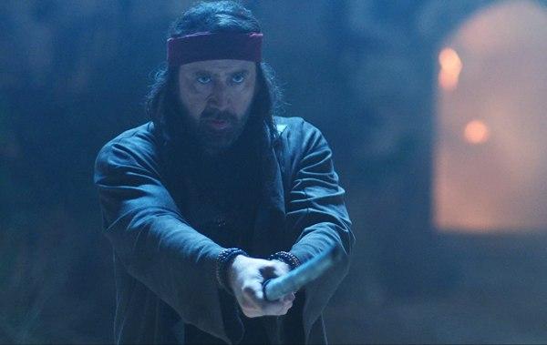 Nicolas Cage - Jiu Jitsu Movie