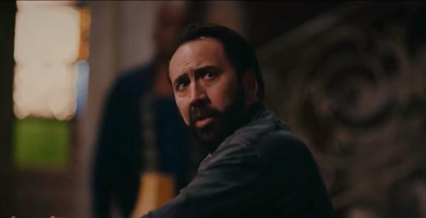 Nicolas Cage - Kill Chain Movie