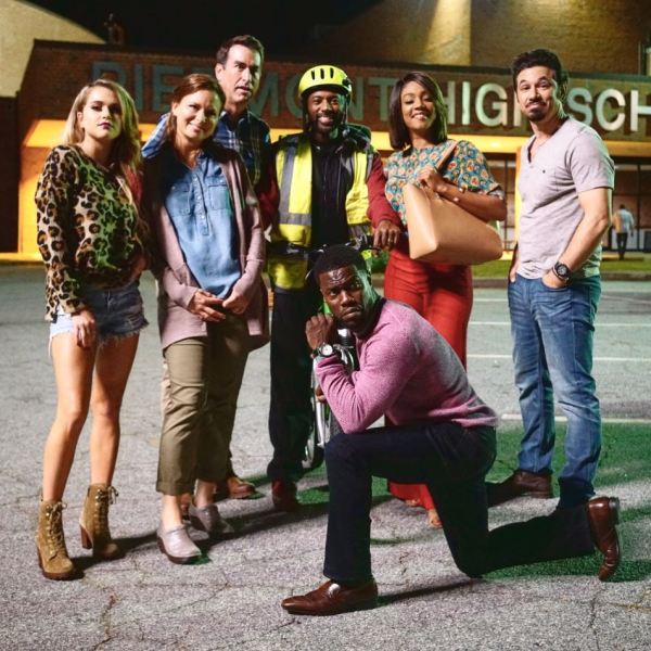 Night School Movie Cast