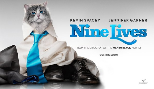 Nine Lives Movie