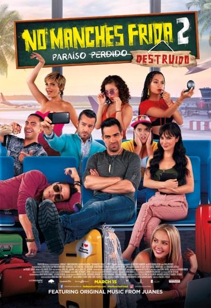 No Manches Frida 2 Movie Poster