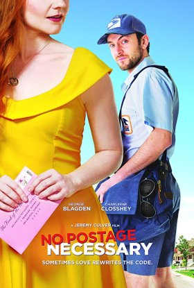 No Postage Necessary Movie Poster